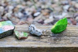 Steine aus der Nähe - Mathias Brockmann